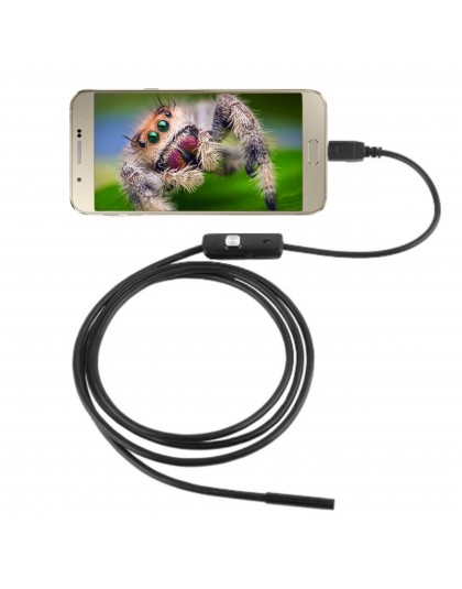 Zaawansowane ENDOSKOP KAMERA INSPEKCYJNA ANDROID USB - OtoPhone.pl - Akcesoria GSM NW98