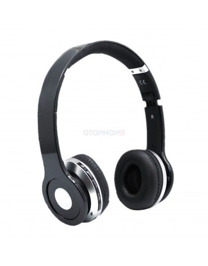 Słuchawki nauszne na bluetooth REBELTEC
