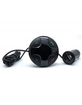 Transmiter FM TR-310 z wyświetlaczem oraz ładowarką 2.1A