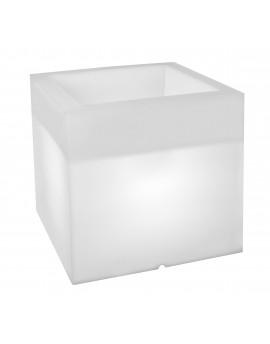 Donica PIXEL POT biała light