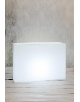 Donica LONGERINO biała light