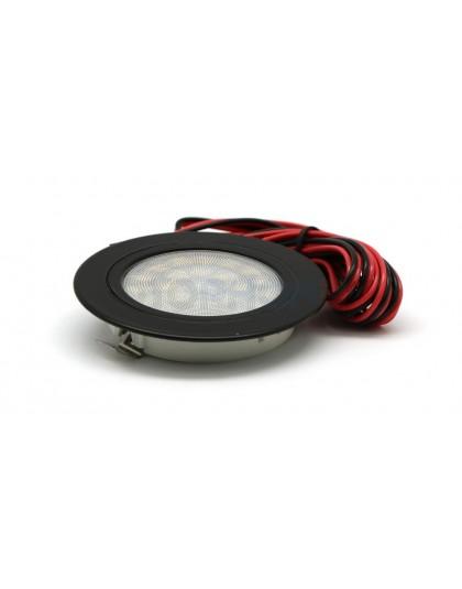Oprawa podszafkowa 1,8W LED CZARNA