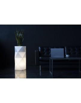 Donica ASTI biała light