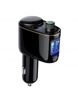 Transmiter Baseus Buetooth 4.2 FM 2x USB