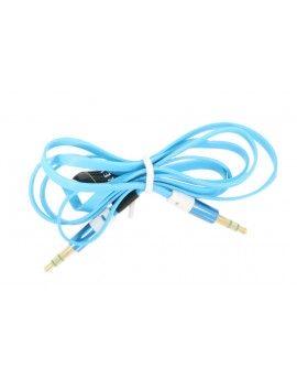 Kabel audio AUX jack-jack 3,5mm 1m