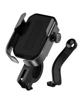 Metalowy uchwyt rowerowy na telefon 4-6 cala