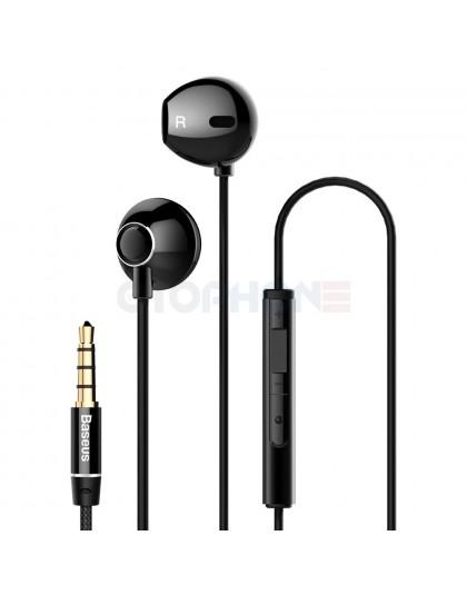 Słuchawki przewodowe z mikrofonem