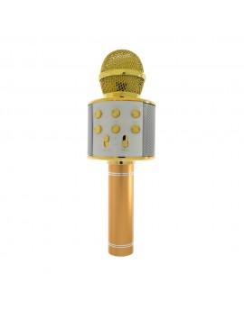 Mikrofon karaoke z wbudowanym głośnikiem